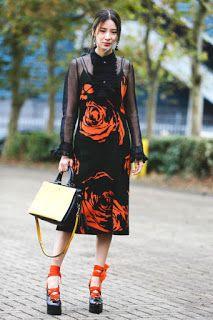 Ponto Moda: Sabe o que vestem as famosas do mundo da moda?