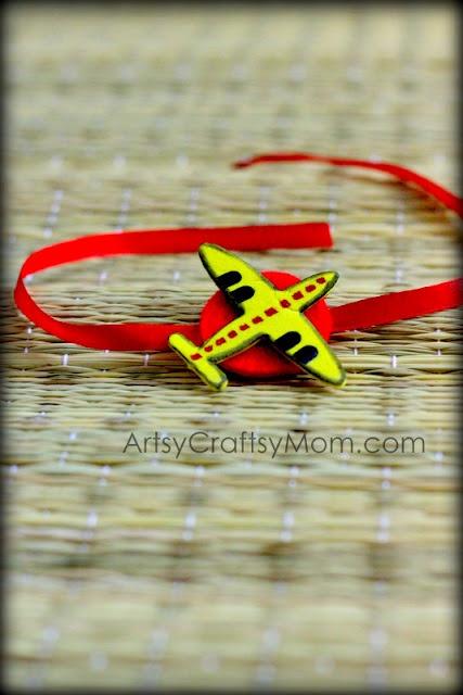 Aeroplane rakhi
