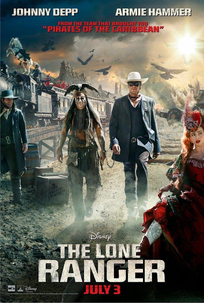El llanero solitario - The Lone Ranger (2013)   En tiempo de remakes... En tiempo de remakes hasta los más ridículos héroes del pasado pueden vivir nuevas aventuras,...