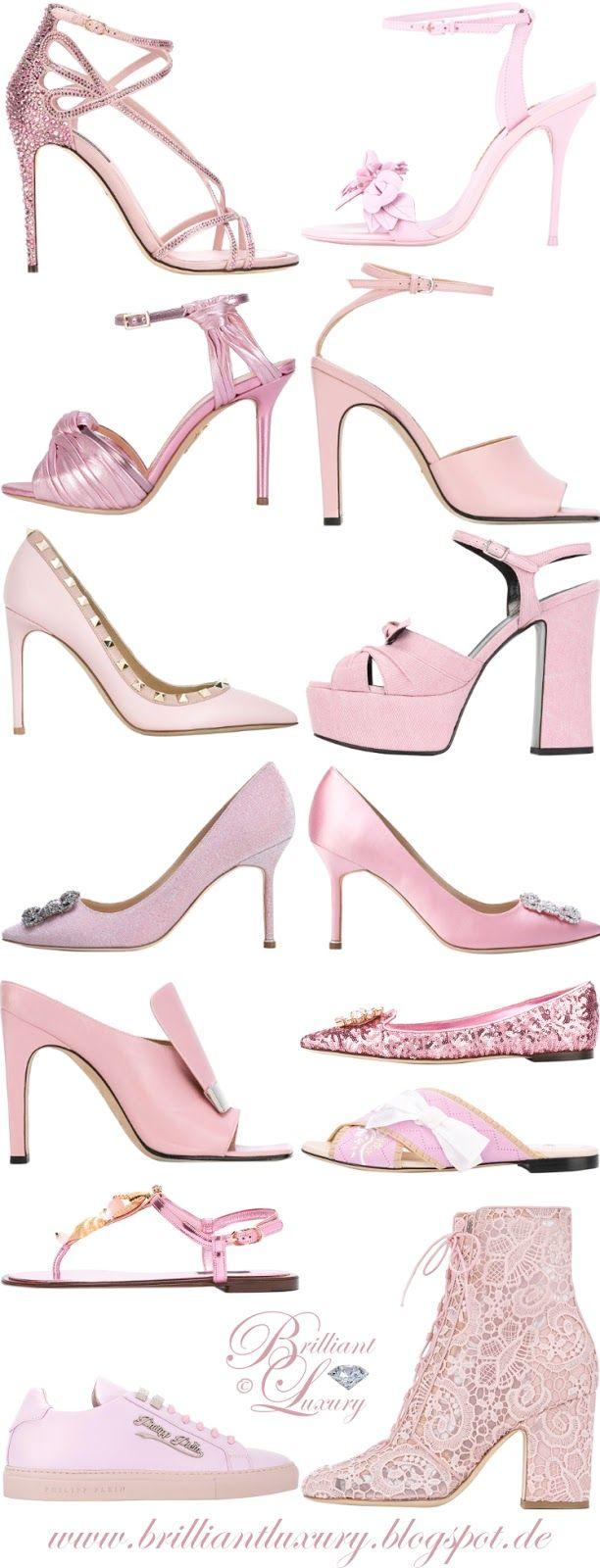 Brilliant Luxury by Emmy DE ♦ Fashion Color Fall 2017 ~ Ballet Slipper