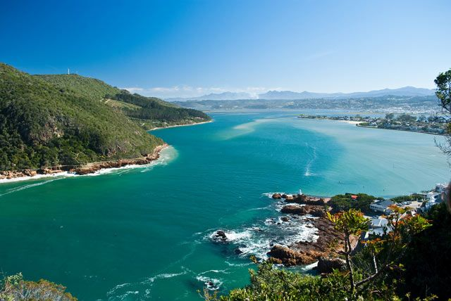 The Garden Route, Knysna.