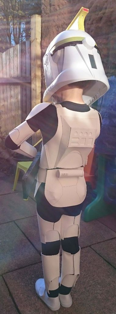 Kid's Stormtrooper Costume