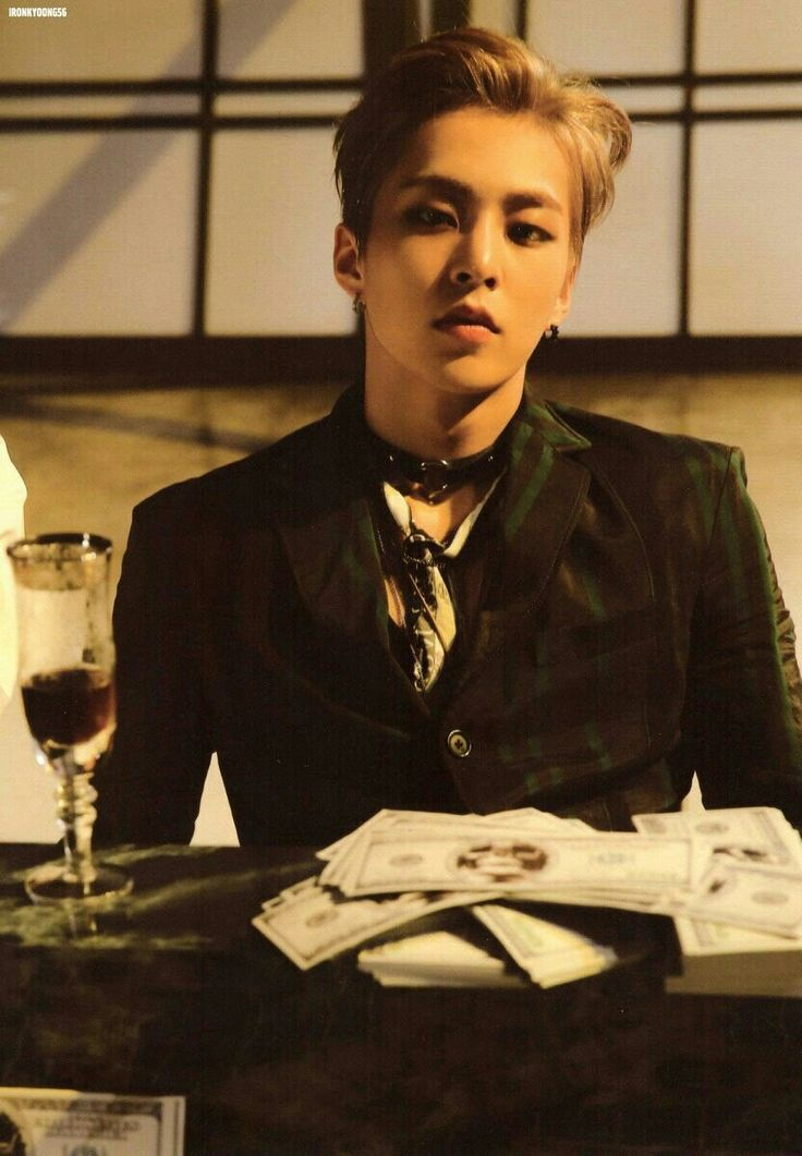 #EXO #EXO_LOTTO #XIUMIN This one is for Claudia!