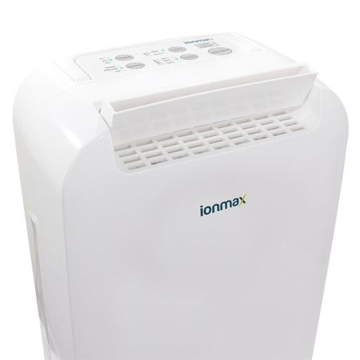 NEW ! IONMAX ION610 Ionmax ION610 ---Take greater control of humidity levels in your home 4 Relative Humidity Levels 60% - Maximum energy-saving and quiet operation  50% - Inhibit mould and bacteria growth  40% - Super dry mode to prevent condensation  Laundry (Continuous) - Dry clothes faster during winter