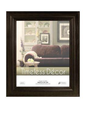 Timeless Frames  Brenna Black 18x24 Frame - Online Only