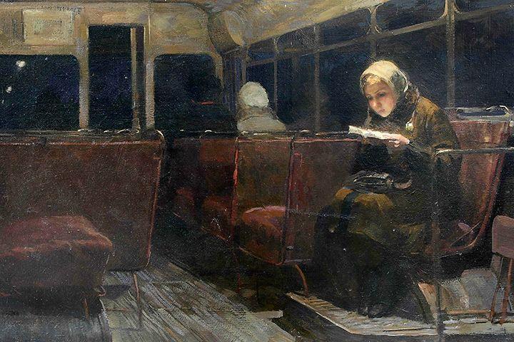 «Последний троллейбус» Михаиил Кугач