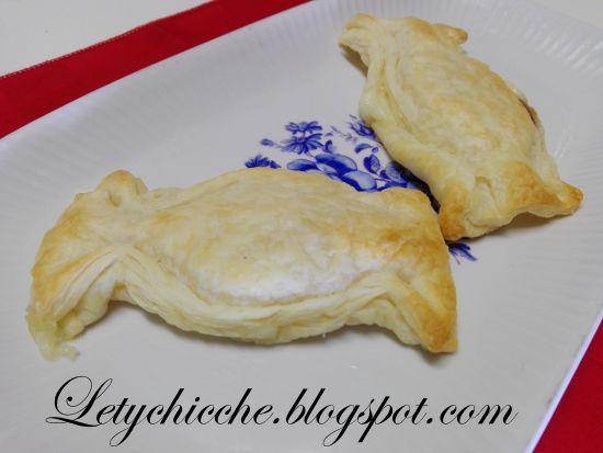 Letychicche: Caramelle salate di pasta sfoglia