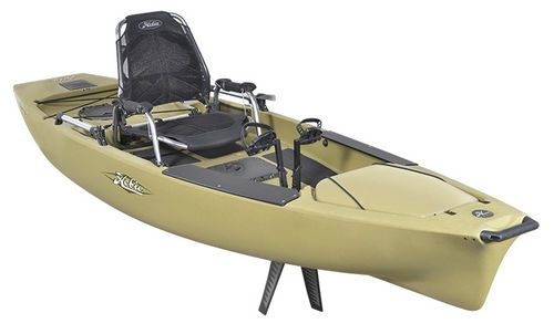 Fishing pedal-kayak MIRAGE PRO ANGLER 12 Hobie Kayak