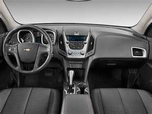 2012 Chevy Equinox Interior