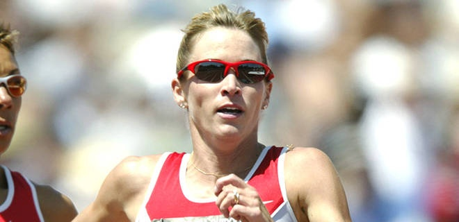3-time US Olympian worked as escort.   Three-time US Olympian Suzy Favor Hamilton has revealed that she worked as a Las Vegas escort for the past year.