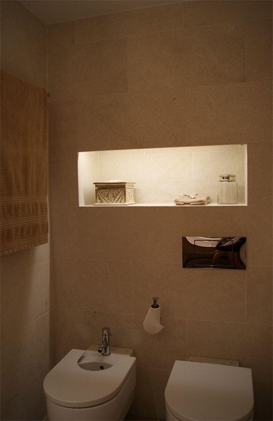 Reforma piso en el barrio de Sarriá de Barcelona (baño)