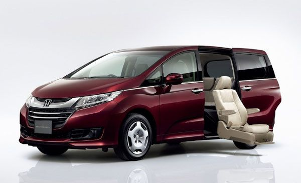 All New Honda Odyssey 2014 images http://speedmagz.com/all-new-odysey-2014-indonesia/