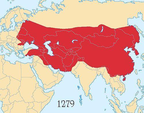 """""""Türk adı ile Avrupa, Asya ve Afrika'da muazzam fütuhat başardılar ve böylece cihanın bu üç kıtasına hakim oldular. Ve daha eski zamanlara gidecek olursak, eski Roma İmparatorluğu'nu yıkan hemen bütün milletler de bunlardan çıkmıştır. Bir Cengiz Han'ın kurduğu imparatorluğun yanında, acaba Büyük İskender'in fütuhatı, azamet itibarıyla ne mana taşıyacaktır?"""" Montesquieu 1715."""