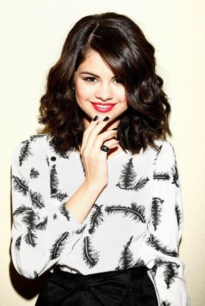 FAMOSOS NACIDOS EN TEXAS   Selena Gomez, que nació en Grand Prairie, Texas.