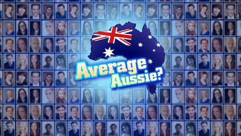 The Australian Bureau of Statistics say the average Australian is a 37-year-old married woman with two kids.