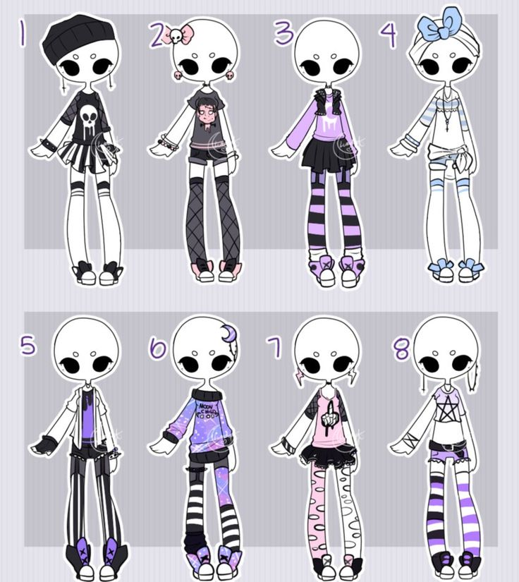 Pastel outfit adopts CLOSED by Lunadopt on DeviantArt | Fashion/Weapons sketches | Pinterest ...