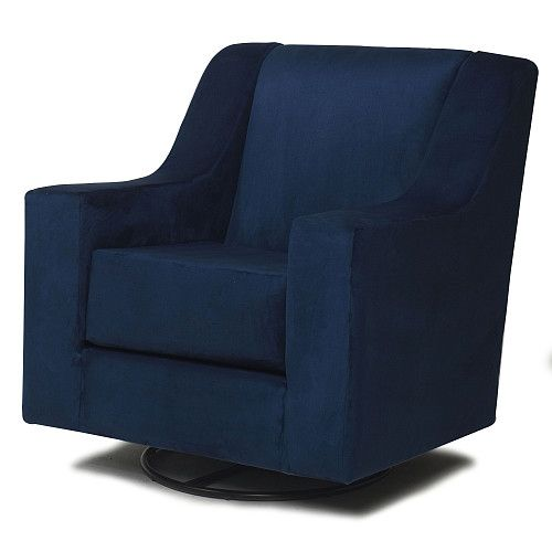 Would Love A Navy Blue Glider Chair Guest Room