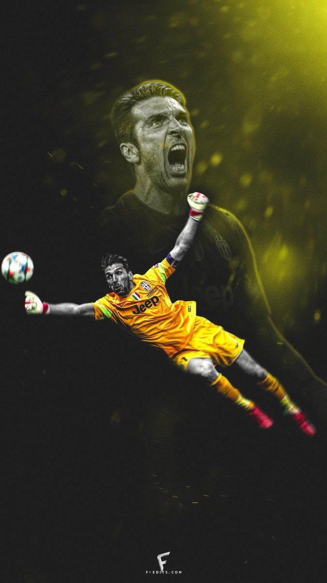 Numero 1 Buffon- Juventus FC