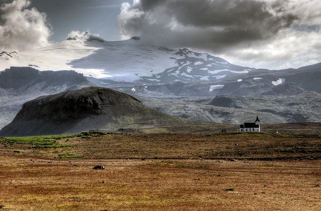 Journey to the Center of the Earth, Via Iceland by Seth Inman