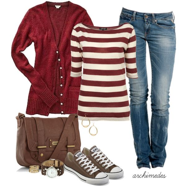 'Comfy love!' My kinda every-day outfit!