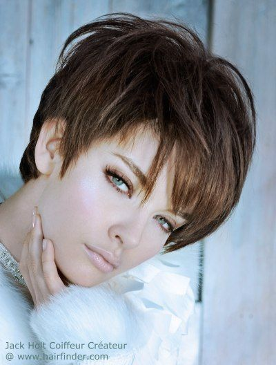 111 best мои стрижки images on Pinterest   Hairstyle short, Hair ...