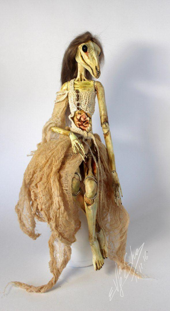 Сигуанаба Шарниарная кукла