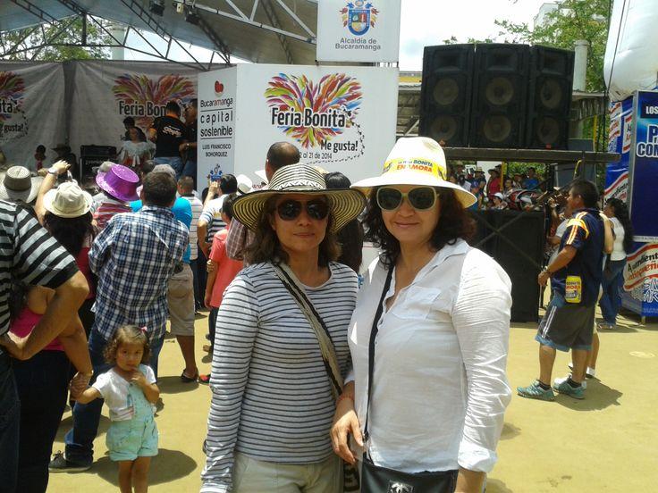 La feria de la ciudad Bonita - Bucaramanga Colombia