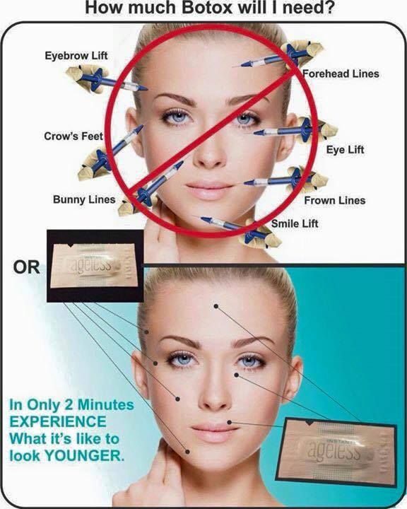 Instantly Ageless !!!
