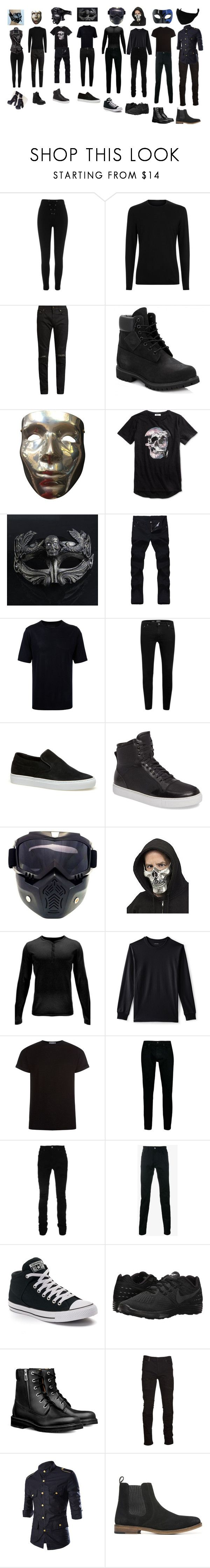 """""""My Marvel team called The Maskerades"""" by btsloveforlife ❤ liked on Polyvore featuring River Island, Yves Saint Laurent, Timberland, William Rast, Estnation, Topman, Lacoste, English Laundry, Masquerade and Spyder"""