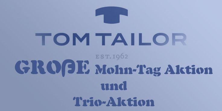Dreifach sparen bei TOM TAILOR #tomtailor #gutscheinlike #spar #sparen #rabatt #sale #onileshop