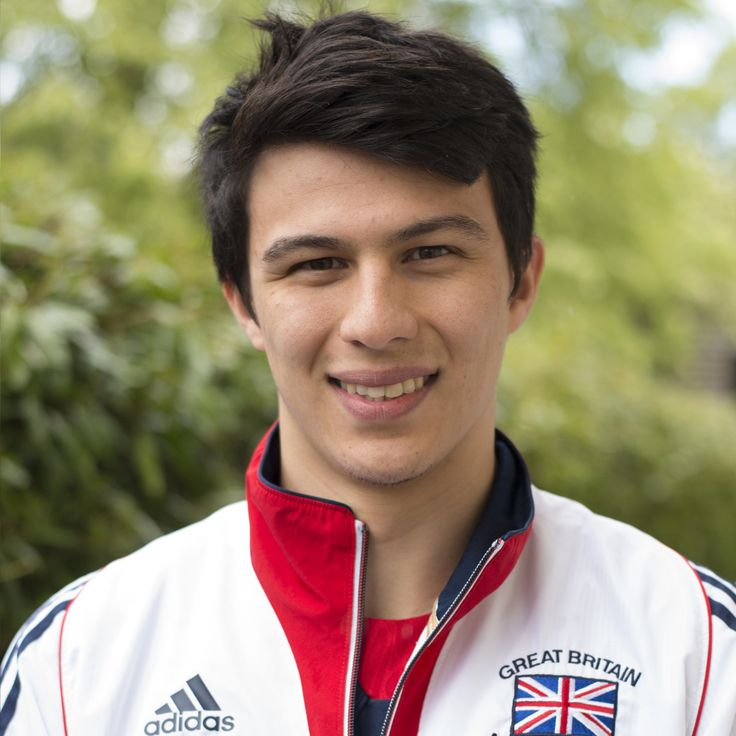 Joe Choong - Modern Pentathlon.