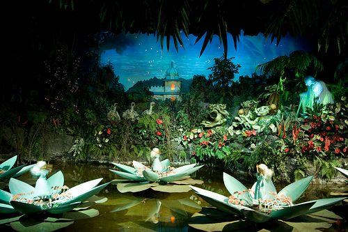 Efteling -  De Indische Waterlelies
