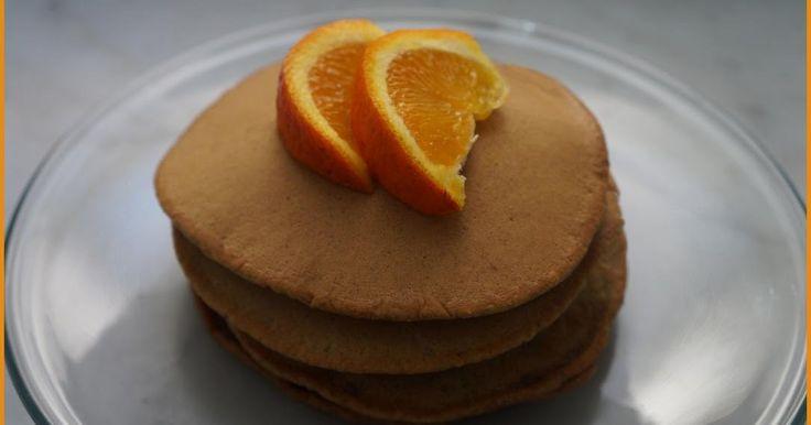 Pancake light e vegan all'acqua - Ricette di non solo pasticci