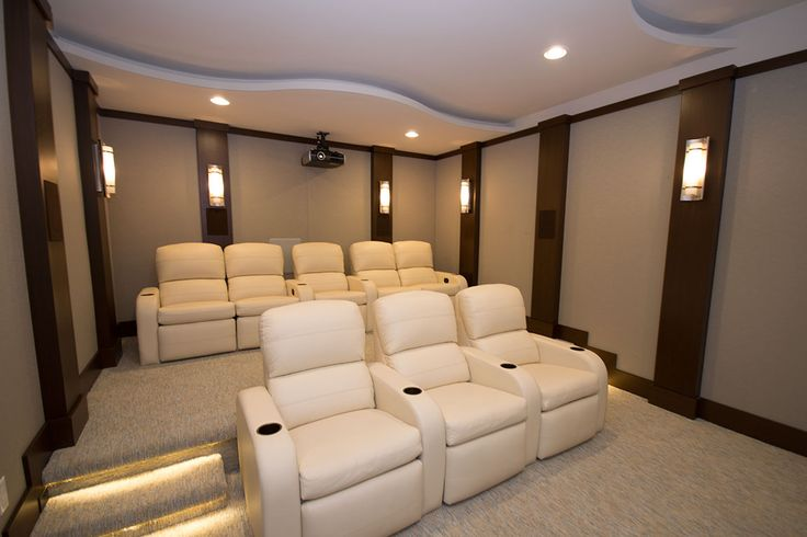 Home theater tour this model home the palazzo at the for Homes for sale with theater room