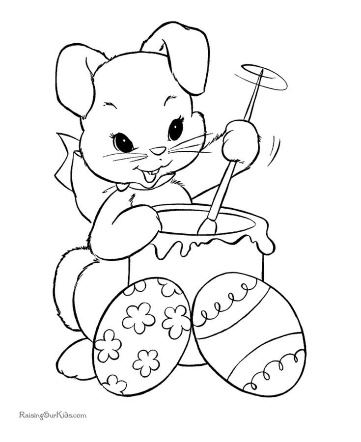 9 Places For Free Printable Easter Bunny Coloring Pages Bunny Coloring Pages Easter Bunny Colouring Easter Coloring Pages