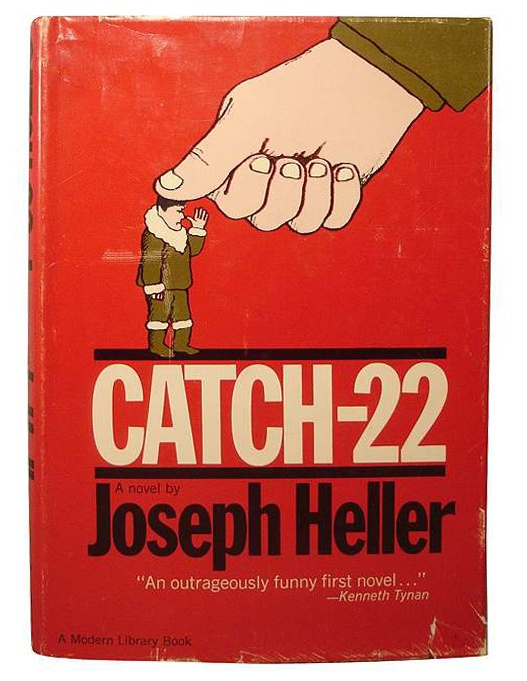 Joseph Heller's use of language?