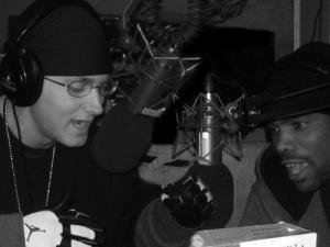 Eminem & Proof freestyle @ Tim Westwood • Hellocoton.fr