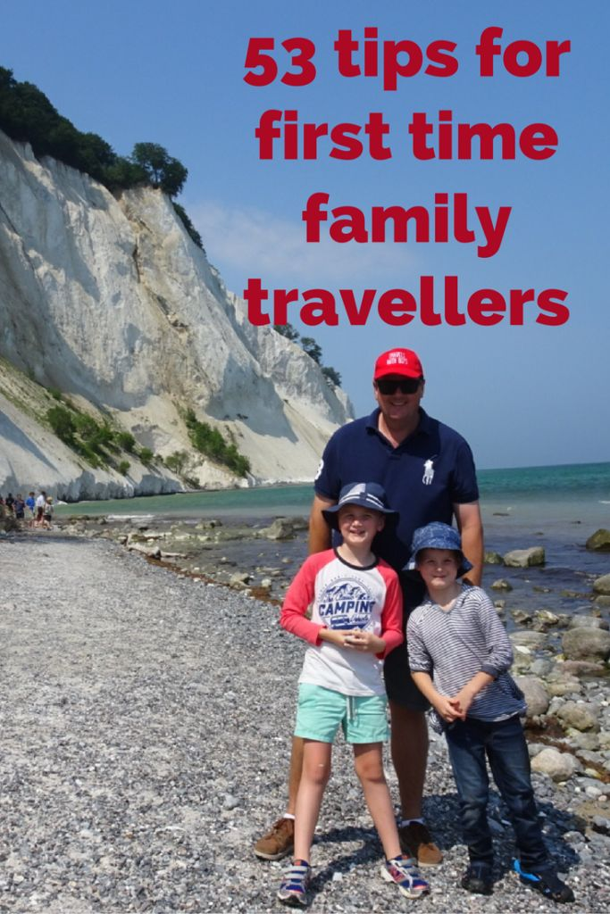 Are you thinking of taking your family on its first big travel adventure soon? We have the ultimate list to help you travel better with your family. 53 Tips for First Time Family Travellers http://travelswithboys.com/53-tips-first-time-family-travellers/?utm_campaign=coschedule&utm_source=pinterest&utm_medium=Travels%20with%20Boys&utm_content=53%20Tips%20for%20First%20Time%20Family%20Travellers