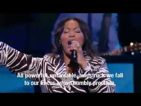 Lakewood Church Worship - 3/4/12 11am - Indescribable - Our God feat. Victoria Orta