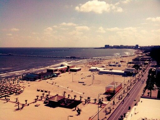 #Black Sea #Mamaia #Romania