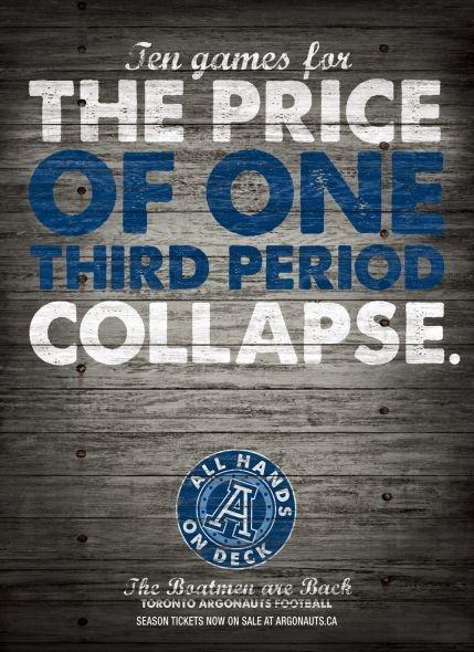 Toronto Argonauts  Thi...