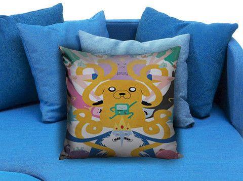 Advanture time collage Pillow case  #pillow #case #pillowcase #custompillow #custom