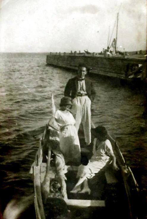 Kalamış Istanbul circa 1920