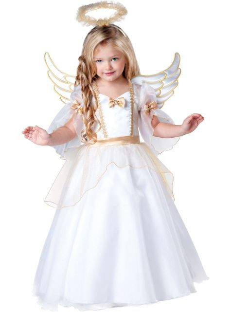 Toddler Girls Angel Costume Party City Cute Costume