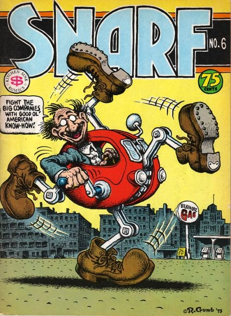 Snarf - Crumb - 1975http://jpdubs.hautetfort.com/archive/2010/10/24/robert-crumb.html