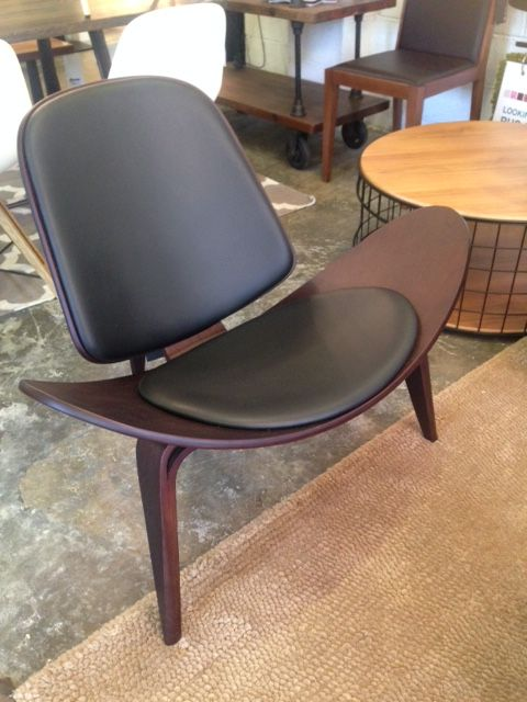Artemis Lounge Chair Black $935 Direct Furniture Outlet 1005 Howell Mill  Rd. Atlanta, GA