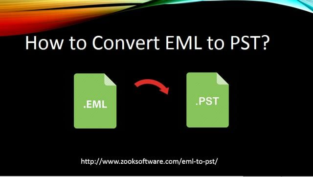 EML to PST Converter allows user to batch export EML messages to Outlook PST format in few seconds. It helps to migrate Windows Live Mail to Outlook by maintaining the data integrity.  For More Info: - http://www.zooksoftware.com/eml-to-pst/