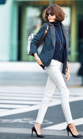 Chic+Hairstyles+and+Outfits+for+Official+Women+to+Wear.jpg 276×463 ピクセル