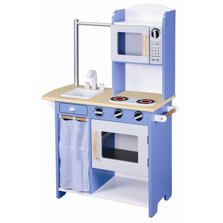 25 Best Small Wooden Play Kitchen For 2-6 Year Old Images