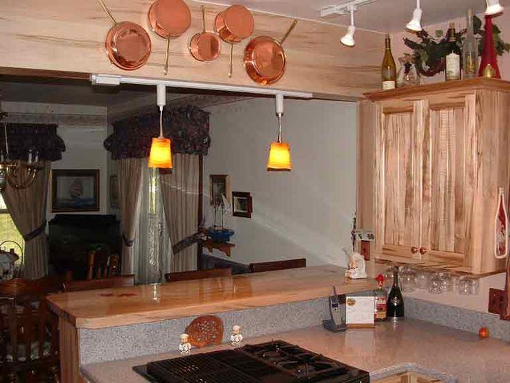 Best 25 knotty pine cabinets ideas on pinterest knotty pine kitchen pine kitchen and rustic - Knotty hickory kitchen cabinets ...